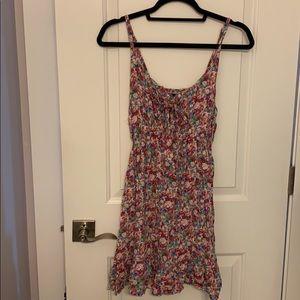 Floral spring dress | Worn once